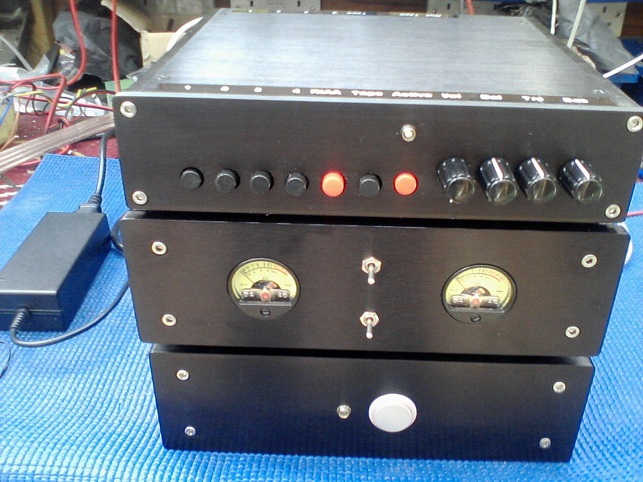 L10 with PreAmplifier